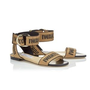 AUTHENTIC JIMMY CHOO BREANNE SANDALS